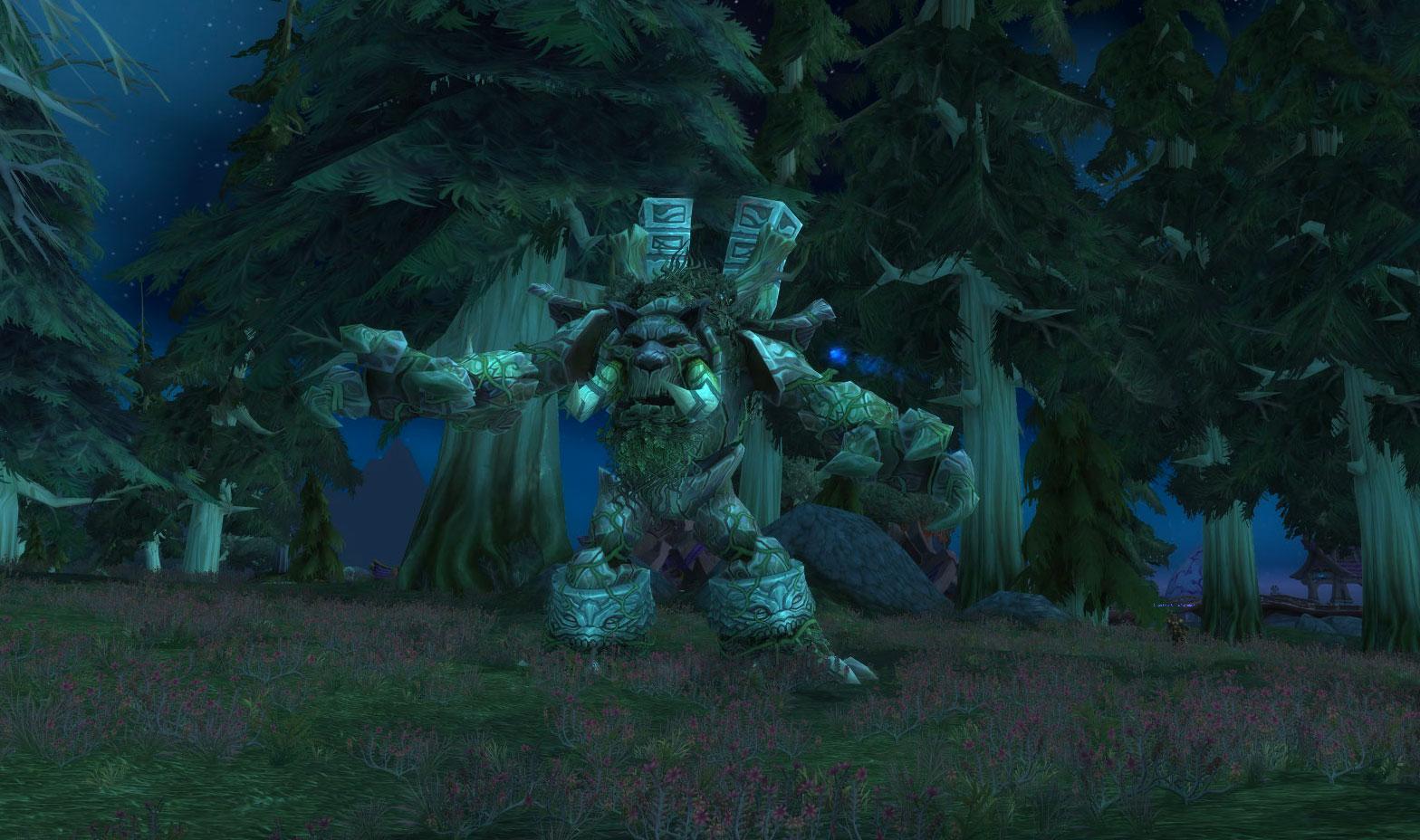 Ivus le Corrompu est accessible aux joueurs de l'Alliance