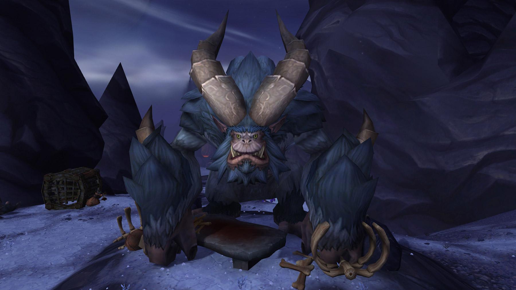 Venez à bout de Grognus et sauvez les enfants de Draenor !