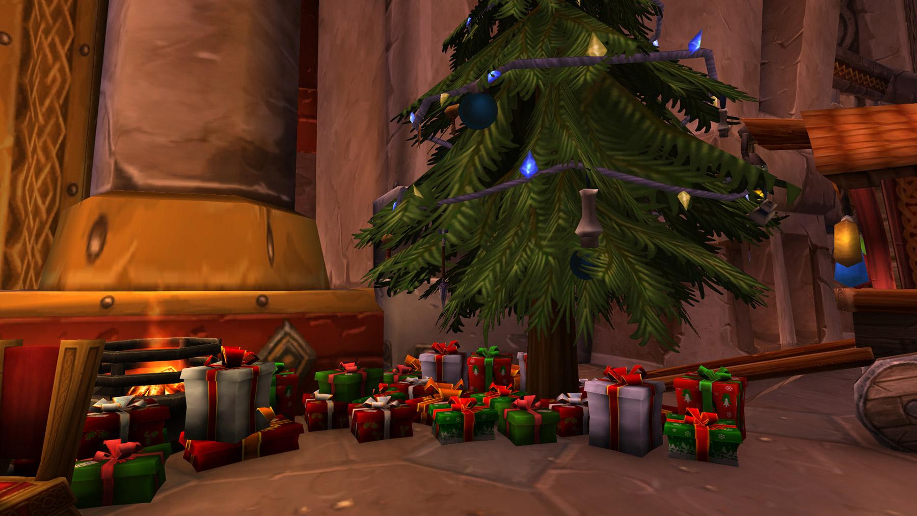Récupérez vos cadeaux à partir du 25 décembre