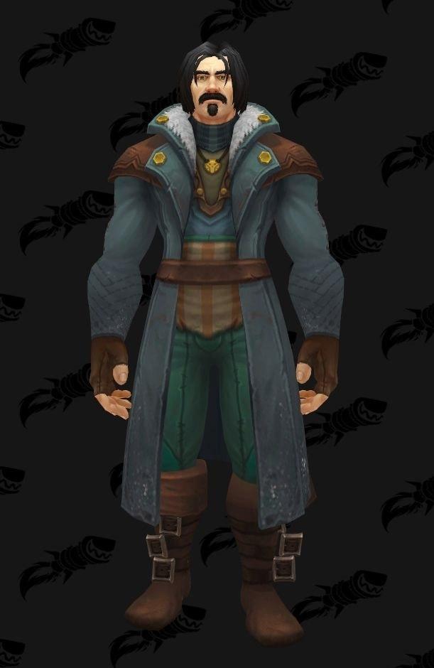 Citoyen de Kul Tiras : ensemble d'armure