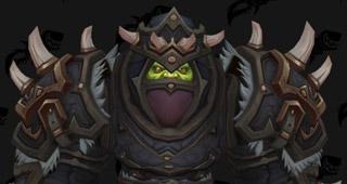 Ensemble en cuir Tier 3 (Horde) avec kilt