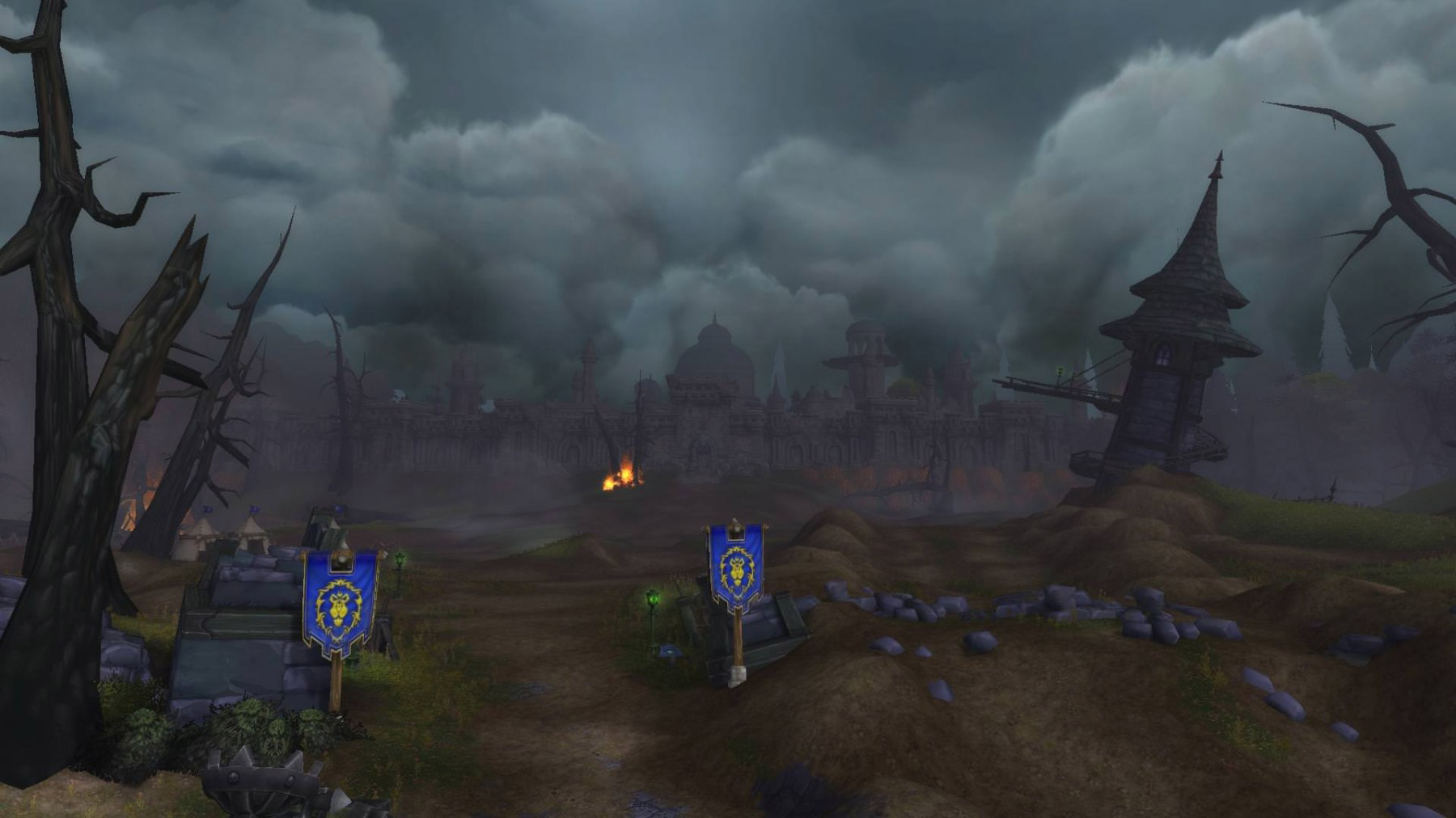 Battle for Azeroth Alpha : dialogues dataminés [SPOILERS