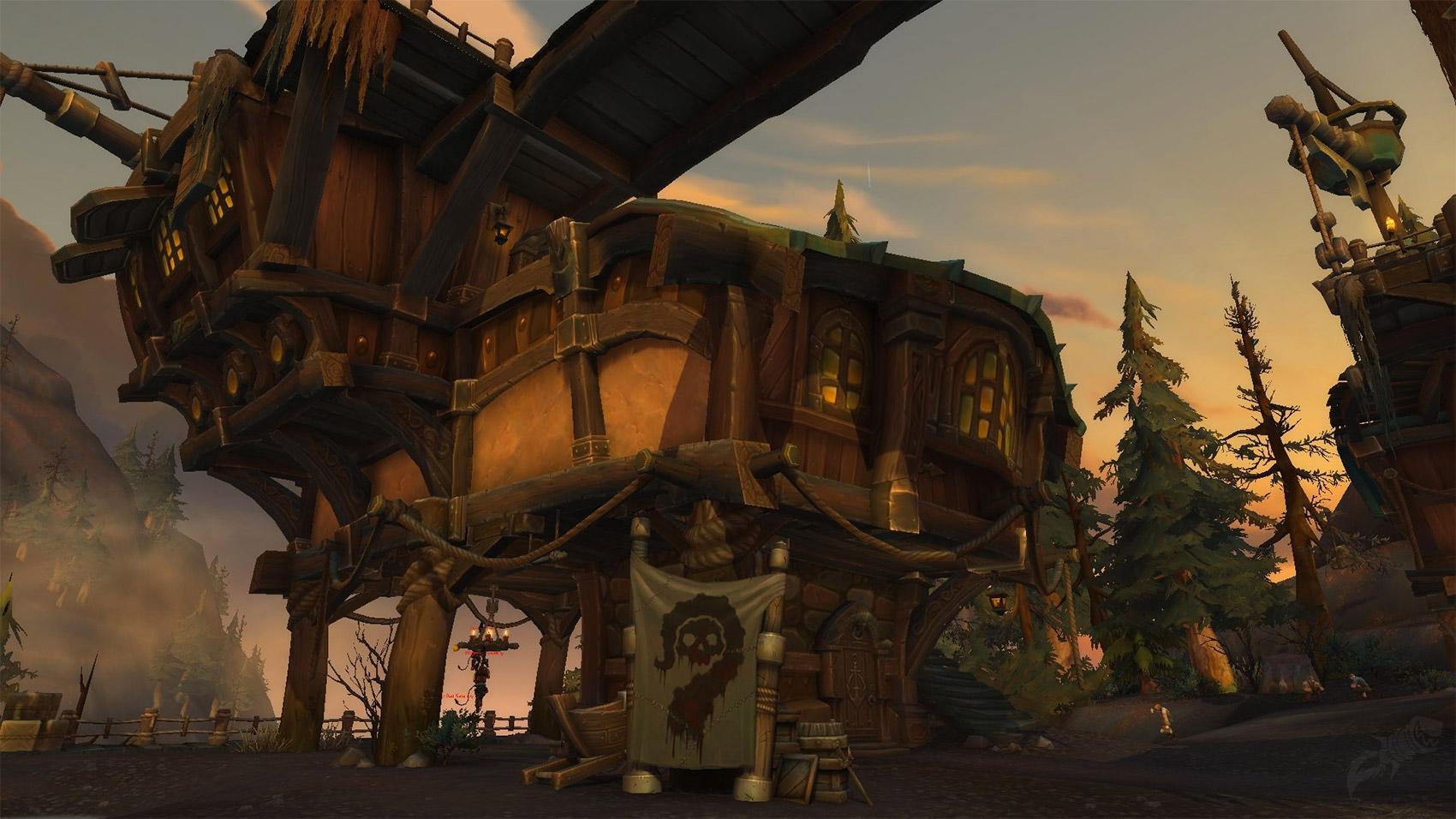 Port-Liberté est une crique infestée de pirates et de bandits en tous genres.