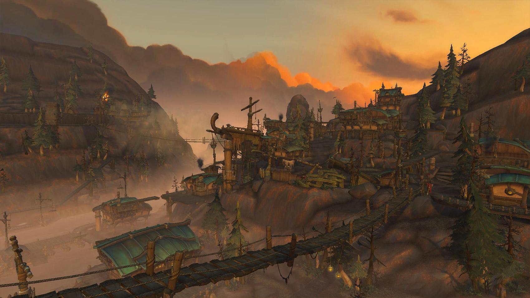 Port-Liberté est une ville habitée par des pirates et des malfrats en tous genres