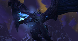 Monture proto-drake bardé de fer