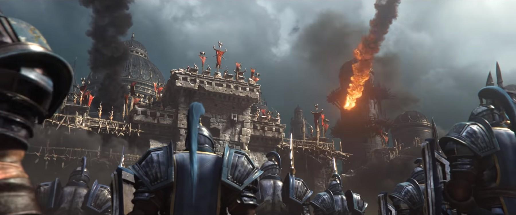 Des textes supplémentaires de la Bataille pour Lordaeron ont été dataminés