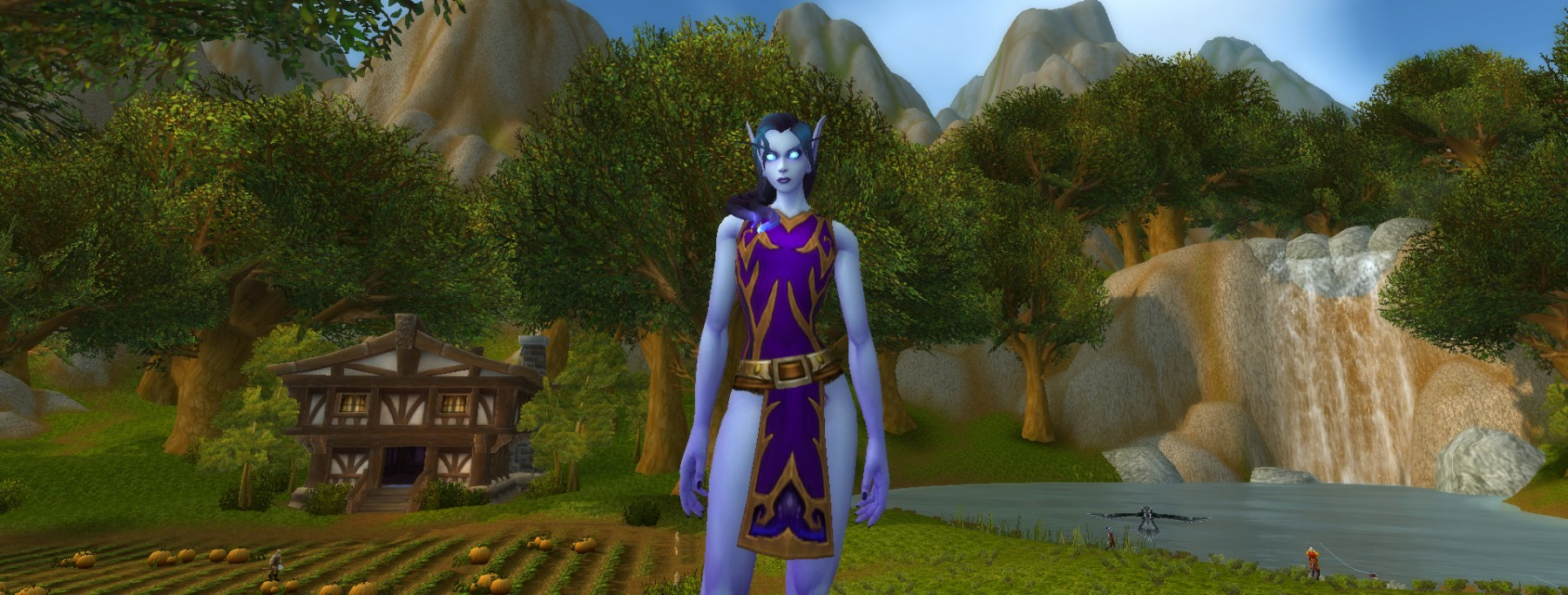 Tabard Ren'dorei (Femme)