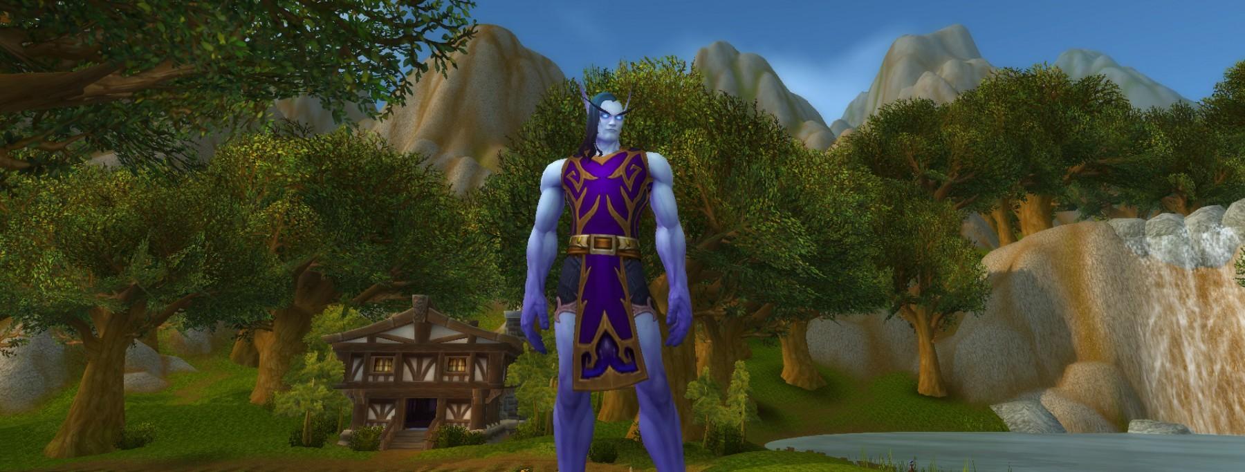 Tabard Ren'dorei (Homme)