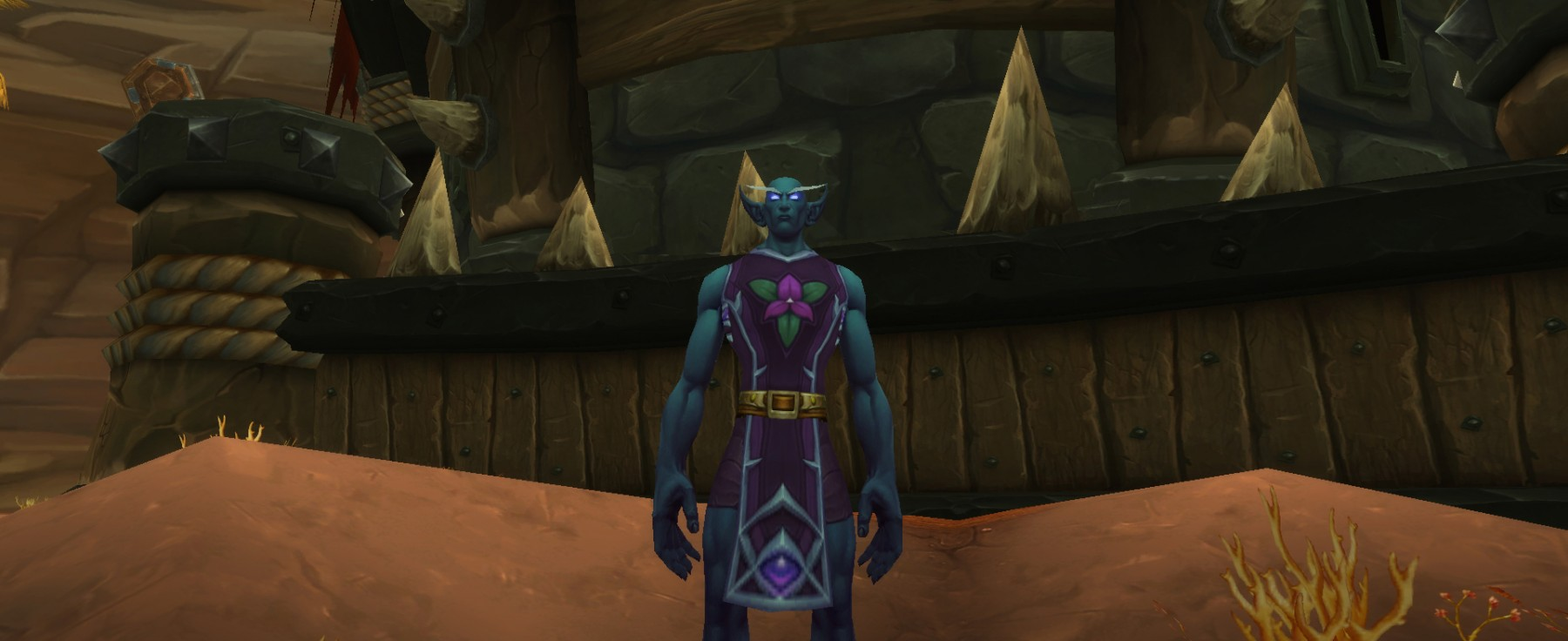 Tabard Shal'dorei (Homme)