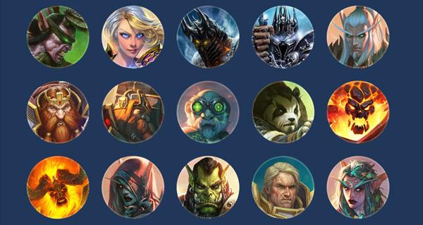 launcher battle.net : de nouvelles icones pour personnaliser votre profil