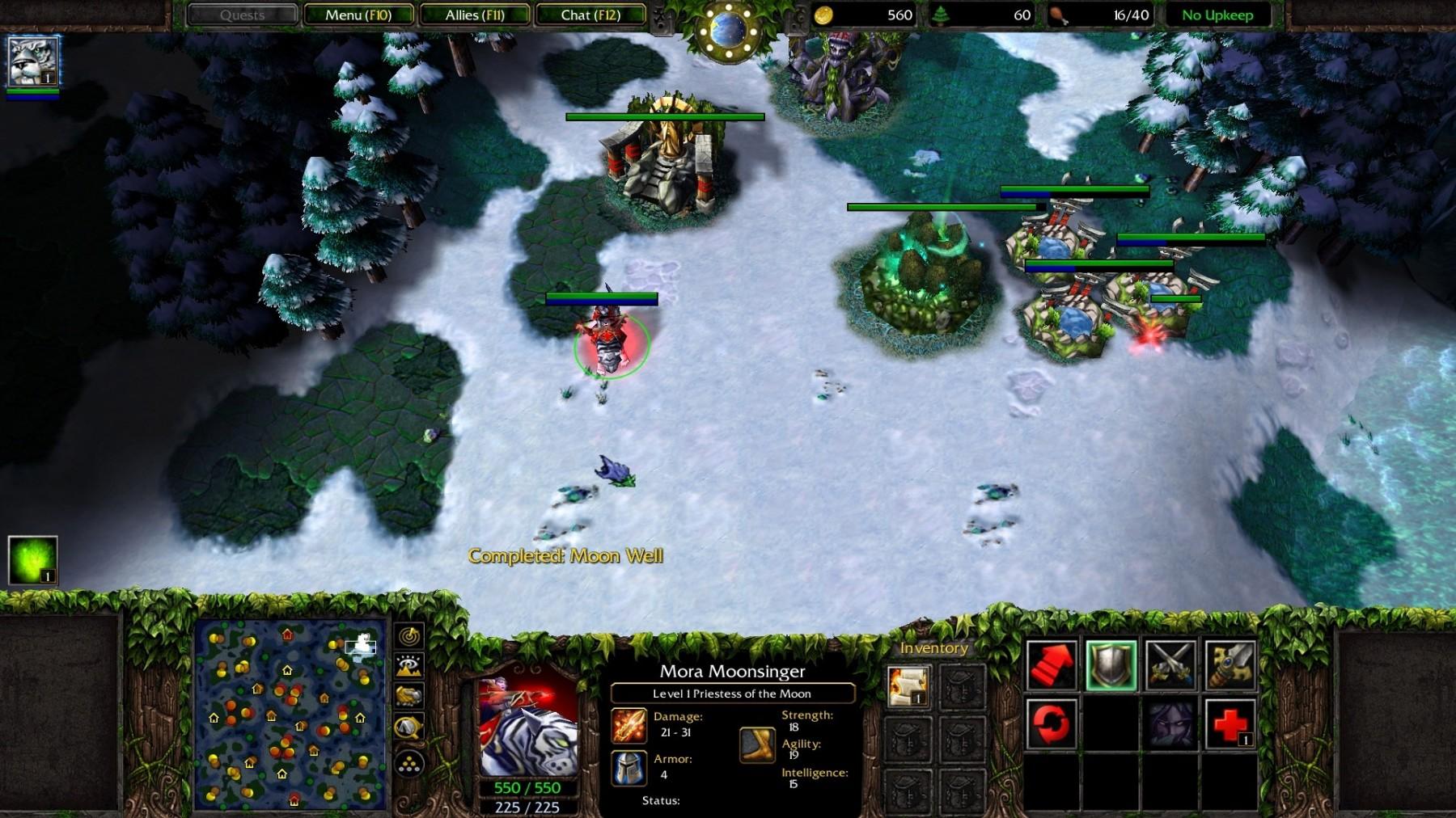 Des améliorations et un mode 16:9 pour Warcraft 3 sur le PTR