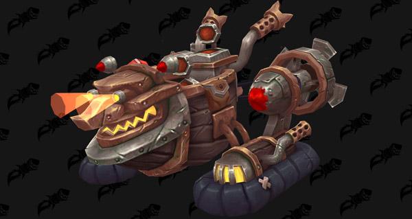 Découvrez les nouveaux crafts de Battle for Azeroth