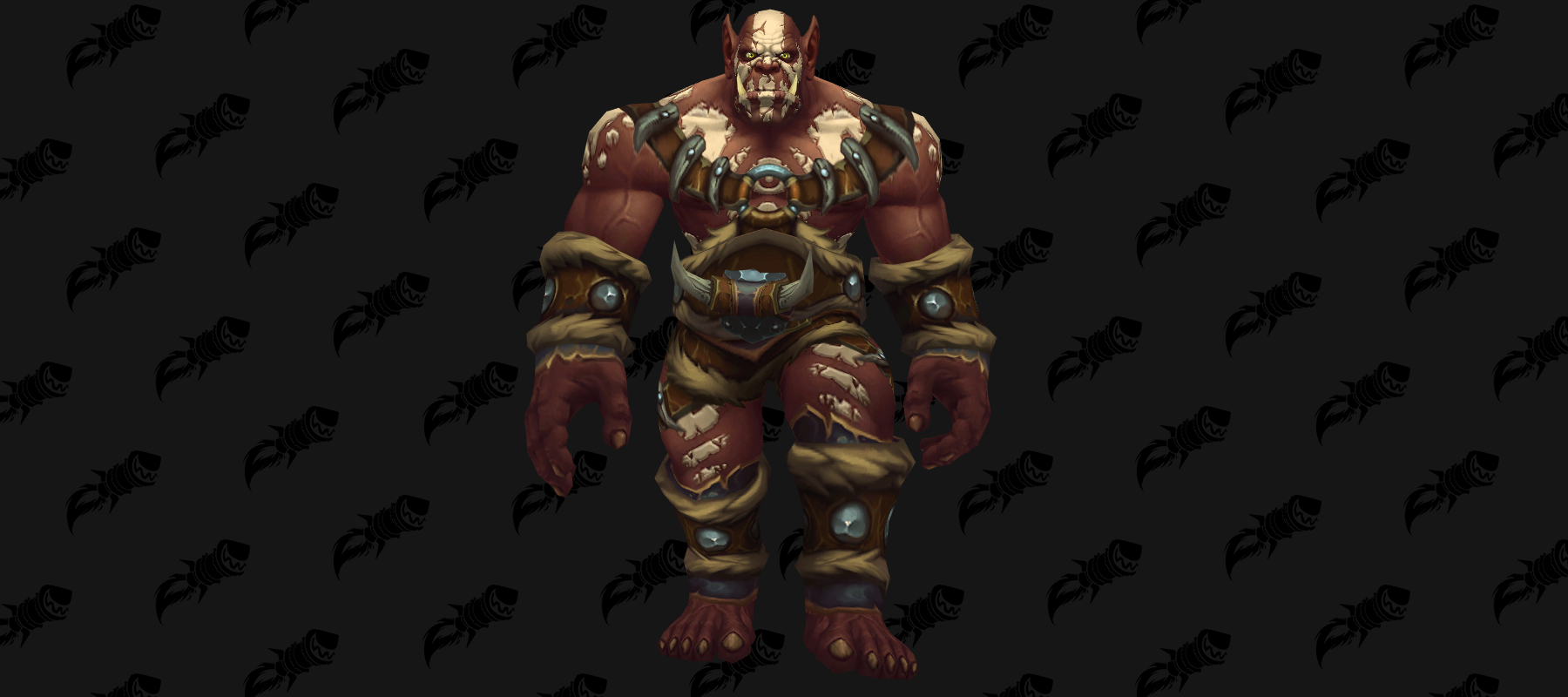 Les Orcs Mag'har viennent du Draenor de Warlords of Draenor