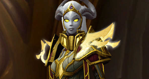 battle for azeroth : race alliee draenei sancteforge