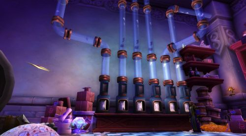 Postier de dalaran guide du mini jeu de tri de courrier world