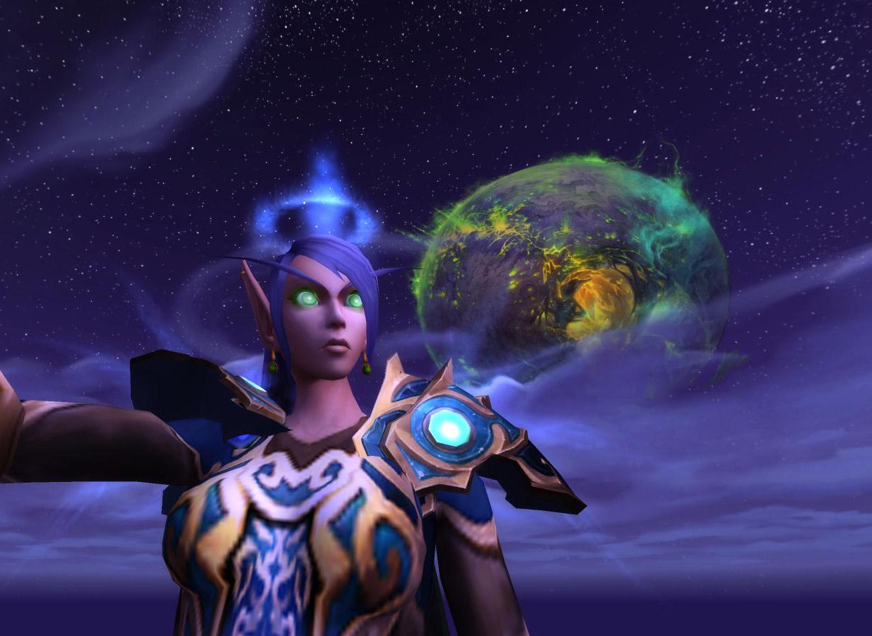 L'appareil P.R.O.F.I.L vous permet de faire des selfies dans World of Warcraft