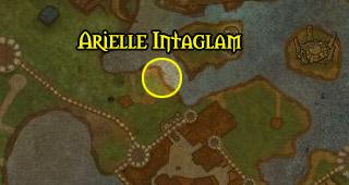 Retrouvez Arielle Instaglam à Hurlevent