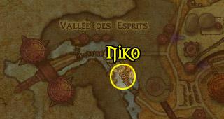 Retrouvez Niko à Orgrimmar