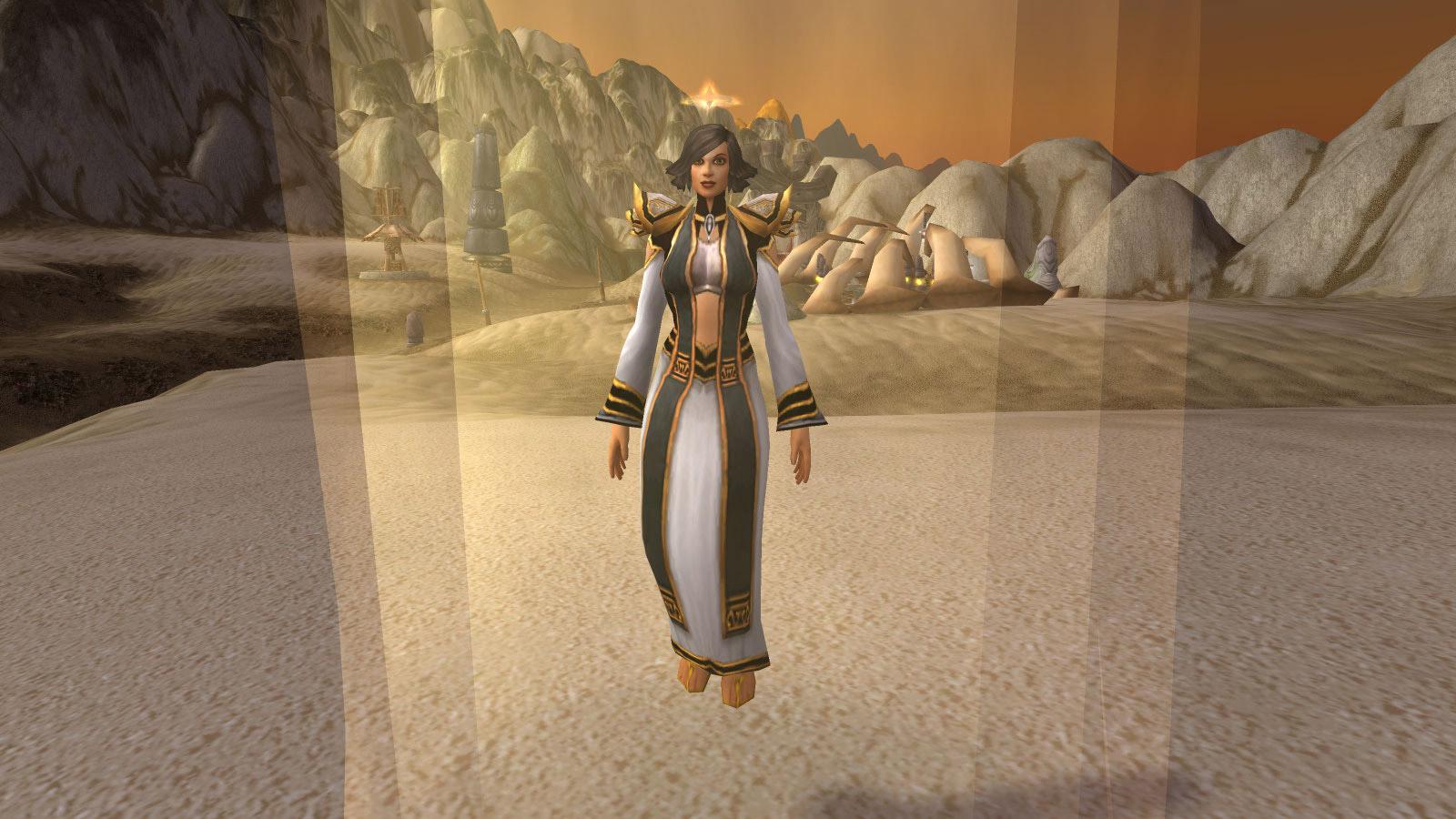 Zidormi vous permet de retourner dans l'ancien Silithus