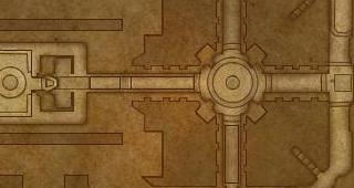 Carte du donjon Atal'Dazar