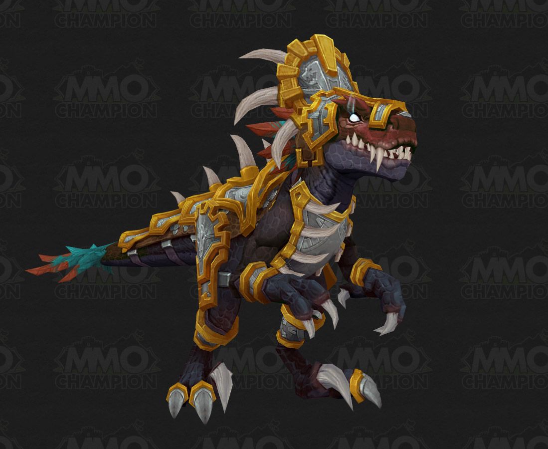Raptor de l'extension Battle for Azeroth