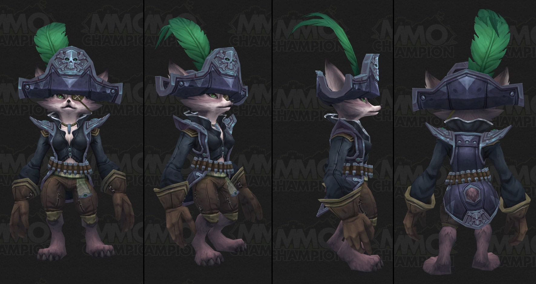 Vulpera est une nouvelle faction de Battle for Azeroth