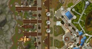 Map Scénario : Fuite du port