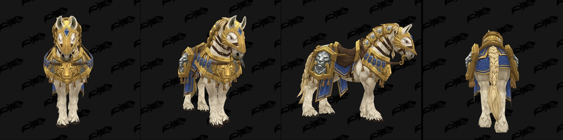Monture d'Anduin dans Battle for Azeroth
