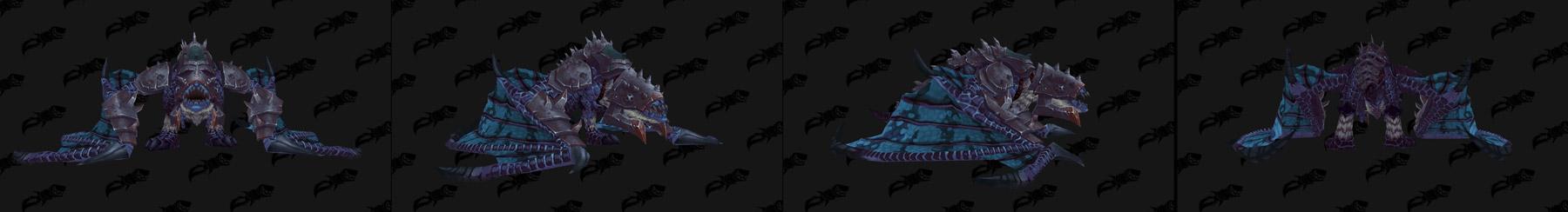 Monture Gladiateur proto-drake bleu