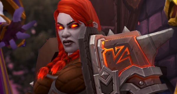 nain sombrefer : race alliee battle for azeroth