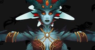 Reine Azshara - Battle for Azeroth