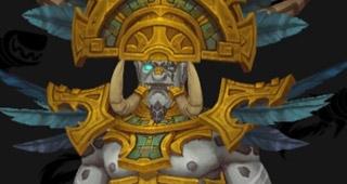 Roi Rastakhan - Battle for Azeroth