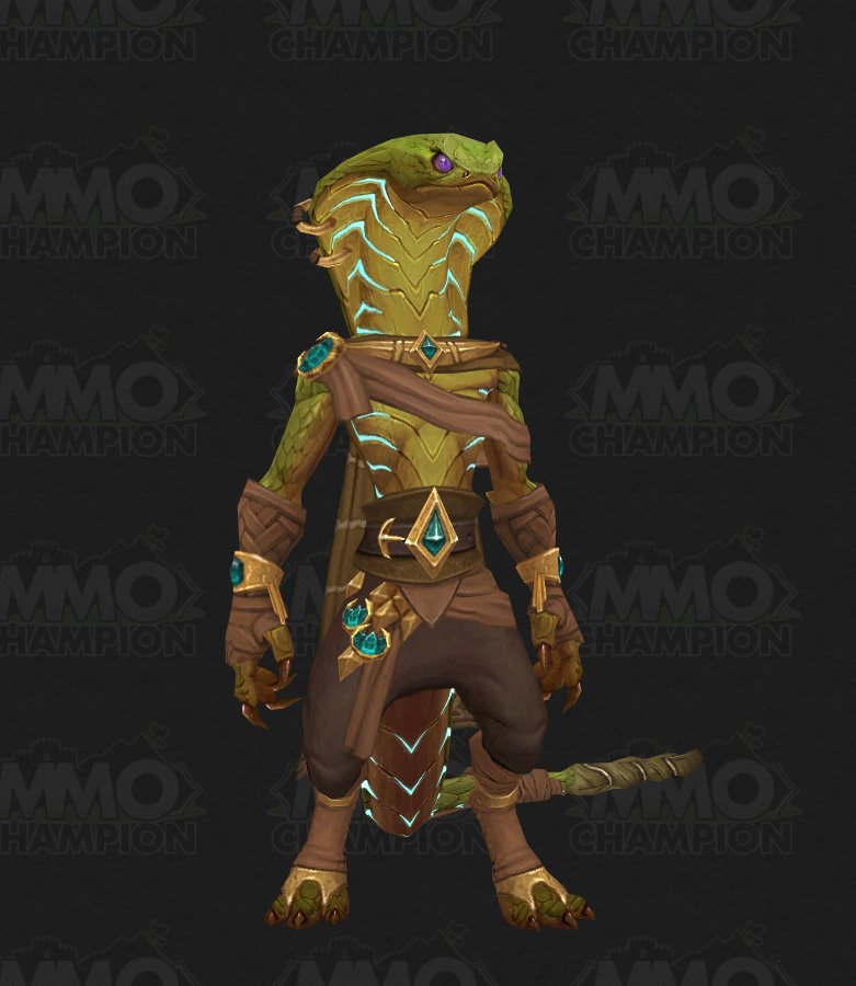 Sethrak de l'extension Battle for Azeroth