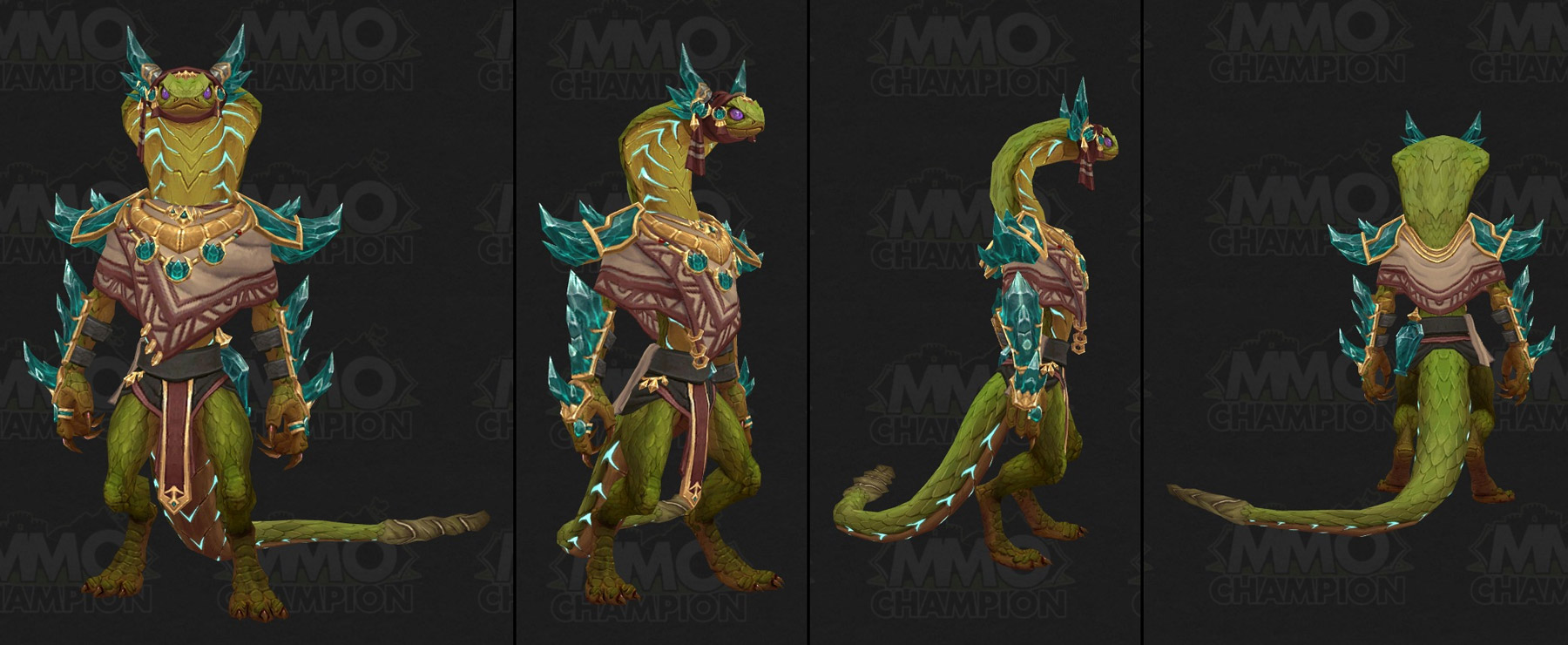 Peuple Sethrak de Zandalar - Battle of Azeroth