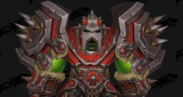battle for azeroth : les nouveaux modeles d'armures