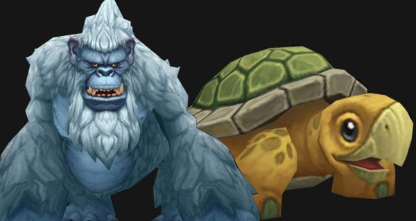 battle for azeroth : refonte des anciens modeles de creatures du jeu