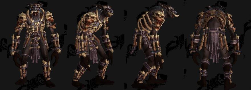 Troll de sang - Battle for Azeroth