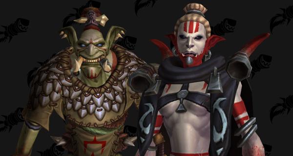 battle for azeroth : modeles des trolls de sang