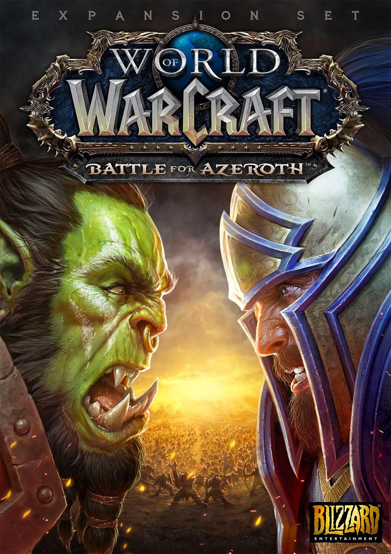 Boîte de jeu de Battle for Azeroth