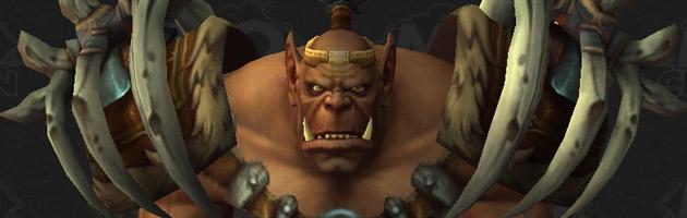 Les Orcs de Draenor feront partie des races alliées