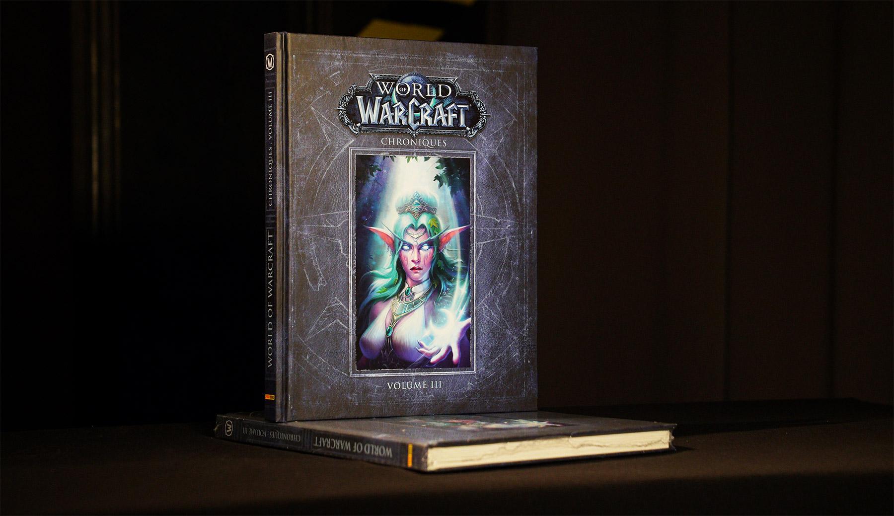 Couverture de Warcraft Chroniques Volume 3