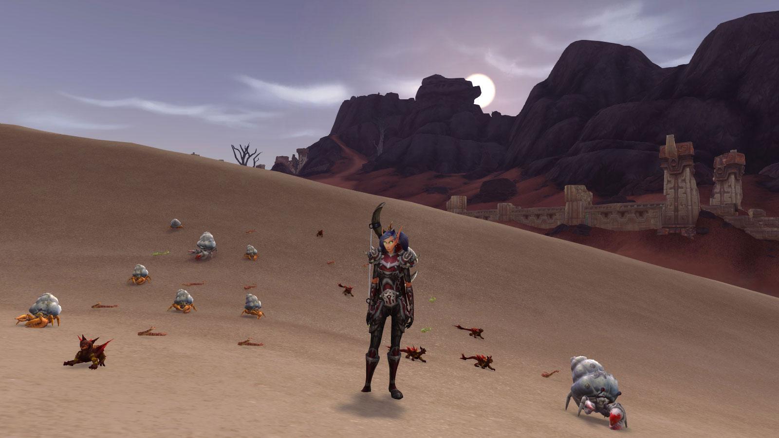 Flûte du désert