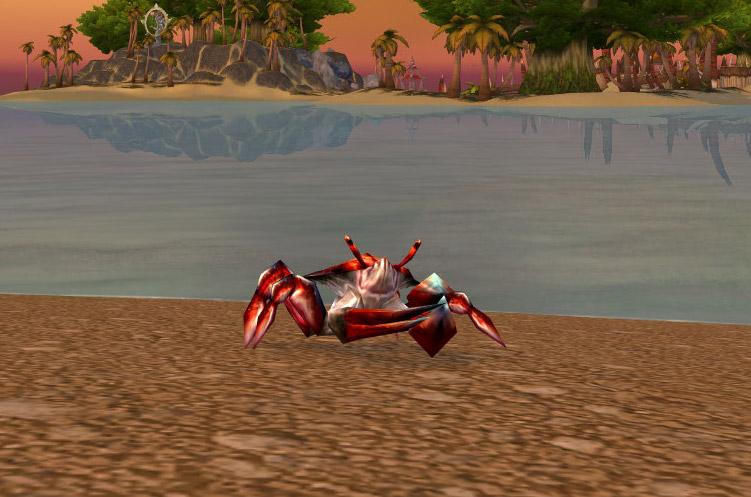 Modèle crabe au patch 7.3.5