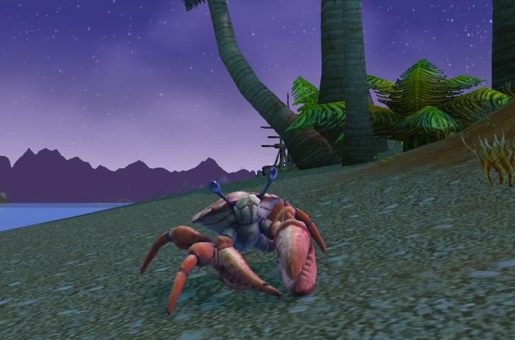 Modèle crabe au patch 8.0