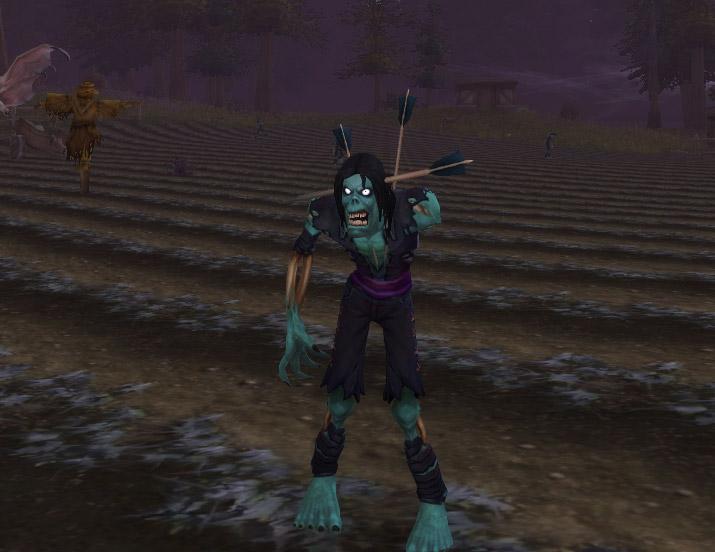 Modèle zombie au patch 8.0