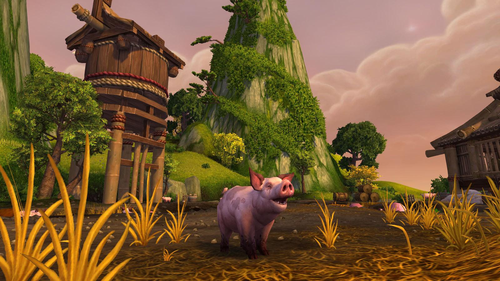 Nouveau modèle de cochon