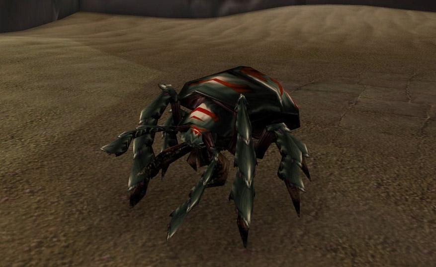 Modèle scarabée silithide au patch 7.3.5