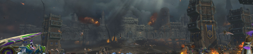Campagne militaire alliance bataille de Lordaeron