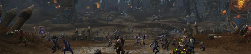 Campagne militaire Horde bataille de Lordaeron