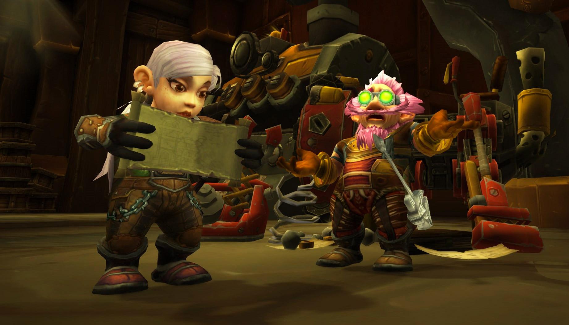 Blizzard enquête actuellement sur les problèmes sans en trouver la source
